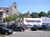 Брандмауэр №87360 в городе Киев (Киевская область), размещение наружной рекламы, IDMedia-аренда по самым низким ценам!