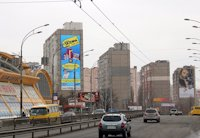 Брандмауэр №87364 в городе Киев (Киевская область), размещение наружной рекламы, IDMedia-аренда по самым низким ценам!