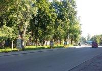 Ситилайт №91075 в городе Дрогобыч (Львовская область), размещение наружной рекламы, IDMedia-аренда по самым низким ценам!