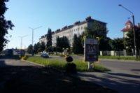 Ситилайт №91081 в городе Дрогобыч (Львовская область), размещение наружной рекламы, IDMedia-аренда по самым низким ценам!