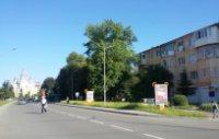 Ситилайт №91084 в городе Дрогобыч (Львовская область), размещение наружной рекламы, IDMedia-аренда по самым низким ценам!