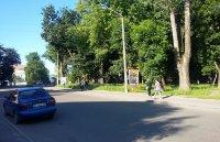 Ситилайт №91091 в городе Дрогобыч (Львовская область), размещение наружной рекламы, IDMedia-аренда по самым низким ценам!