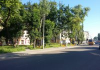 Ситилайт №91092 в городе Дрогобыч (Львовская область), размещение наружной рекламы, IDMedia-аренда по самым низким ценам!