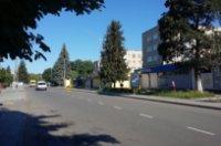 Ситилайт №91098 в городе Дрогобыч (Львовская область), размещение наружной рекламы, IDMedia-аренда по самым низким ценам!