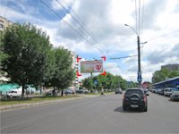 Билборд №91133 в городе Львов (Львовская область), размещение наружной рекламы, IDMedia-аренда по самым низким ценам!