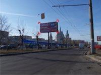 Билборд №91134 в городе Львов (Львовская область), размещение наружной рекламы, IDMedia-аренда по самым низким ценам!