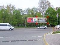 Билборд №91234 в городе Львов (Львовская область), размещение наружной рекламы, IDMedia-аренда по самым низким ценам!