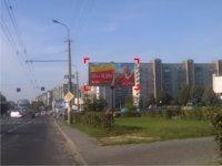 Билборд №91521 в городе Луцк (Волынская область), размещение наружной рекламы, IDMedia-аренда по самым низким ценам!