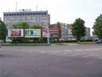 Билборд №91522 в городе Луцк (Волынская область), размещение наружной рекламы, IDMedia-аренда по самым низким ценам!