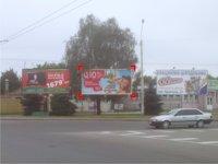 Билборд №91531 в городе Луцк (Волынская область), размещение наружной рекламы, IDMedia-аренда по самым низким ценам!