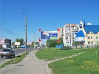 Билборд №91577 в городе Луцк (Волынская область), размещение наружной рекламы, IDMedia-аренда по самым низким ценам!