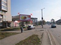 Билборд №91658 в городе Ивано-Франковск (Ивано-Франковская область), размещение наружной рекламы, IDMedia-аренда по самым низким ценам!