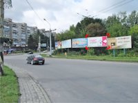 Билборд №91734 в городе Тернополь (Тернопольская область), размещение наружной рекламы, IDMedia-аренда по самым низким ценам!