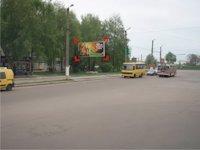 Билборд №91780 в городе Житомир (Житомирская область), размещение наружной рекламы, IDMedia-аренда по самым низким ценам!