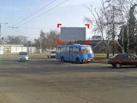 Билборд №91786 в городе Житомир (Житомирская область), размещение наружной рекламы, IDMedia-аренда по самым низким ценам!