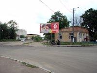 Билборд №91794 в городе Житомир (Житомирская область), размещение наружной рекламы, IDMedia-аренда по самым низким ценам!