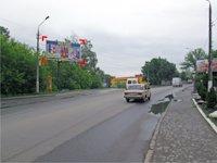 Билборд №91830 в городе Черновцы (Черновицкая область), размещение наружной рекламы, IDMedia-аренда по самым низким ценам!