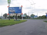 Билборд №91838 в городе Черновцы (Черновицкая область), размещение наружной рекламы, IDMedia-аренда по самым низким ценам!
