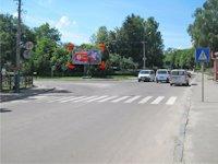 Билборд №91913 в городе Владимир-Волынский (Волынская область), размещение наружной рекламы, IDMedia-аренда по самым низким ценам!