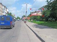 Билборд №91914 в городе Владимир-Волынский (Волынская область), размещение наружной рекламы, IDMedia-аренда по самым низким ценам!