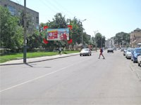 Билборд №91915 в городе Владимир-Волынский (Волынская область), размещение наружной рекламы, IDMedia-аренда по самым низким ценам!