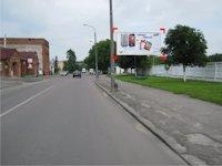 Билборд №91916 в городе Владимир-Волынский (Волынская область), размещение наружной рекламы, IDMedia-аренда по самым низким ценам!