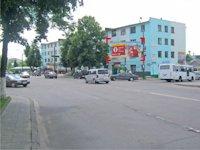 Билборд №91918 в городе Владимир-Волынский (Волынская область), размещение наружной рекламы, IDMedia-аренда по самым низким ценам!