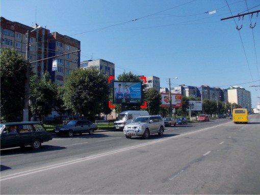 Бэклайт №91927 в городе Львов (Львовская область), размещение наружной рекламы, IDMedia-аренда по самым низким ценам!