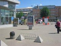 Ситилайт №92159 в городе Львов (Львовская область), размещение наружной рекламы, IDMedia-аренда по самым низким ценам!