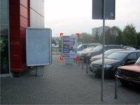 Ситилайт №92163 в городе Львов (Львовская область), размещение наружной рекламы, IDMedia-аренда по самым низким ценам!