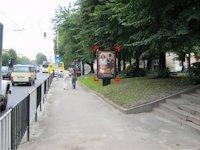Ситилайт №92170 в городе Львов (Львовская область), размещение наружной рекламы, IDMedia-аренда по самым низким ценам!