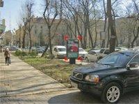 Ситилайт №92175 в городе Львов (Львовская область), размещение наружной рекламы, IDMedia-аренда по самым низким ценам!