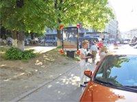 Ситилайт №92179 в городе Львов (Львовская область), размещение наружной рекламы, IDMedia-аренда по самым низким ценам!