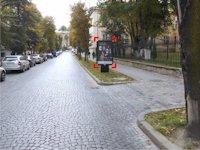Ситилайт №92180 в городе Львов (Львовская область), размещение наружной рекламы, IDMedia-аренда по самым низким ценам!