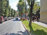 Ситилайт №92182 в городе Львов (Львовская область), размещение наружной рекламы, IDMedia-аренда по самым низким ценам!