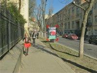 Ситилайт №92183 в городе Львов (Львовская область), размещение наружной рекламы, IDMedia-аренда по самым низким ценам!