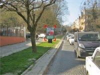 Ситилайт №92187 в городе Львов (Львовская область), размещение наружной рекламы, IDMedia-аренда по самым низким ценам!