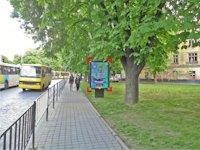 Ситилайт №92188 в городе Львов (Львовская область), размещение наружной рекламы, IDMedia-аренда по самым низким ценам!