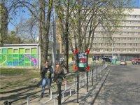 Ситилайт №92189 в городе Львов (Львовская область), размещение наружной рекламы, IDMedia-аренда по самым низким ценам!
