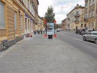 Ситилайт №92193 в городе Львов (Львовская область), размещение наружной рекламы, IDMedia-аренда по самым низким ценам!