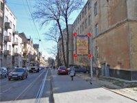 Ситилайт №92198 в городе Львов (Львовская область), размещение наружной рекламы, IDMedia-аренда по самым низким ценам!