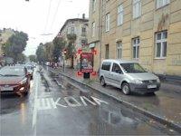 Ситилайт №92206 в городе Львов (Львовская область), размещение наружной рекламы, IDMedia-аренда по самым низким ценам!