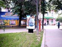 Ситилайт №92235 в городе Ивано-Франковск (Ивано-Франковская область), размещение наружной рекламы, IDMedia-аренда по самым низким ценам!