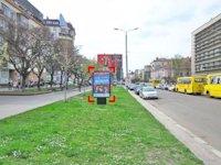 Ситилайт №92237 в городе Ивано-Франковск (Ивано-Франковская область), размещение наружной рекламы, IDMedia-аренда по самым низким ценам!