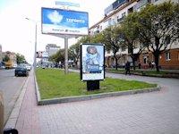 Ситилайт №92238 в городе Ивано-Франковск (Ивано-Франковская область), размещение наружной рекламы, IDMedia-аренда по самым низким ценам!