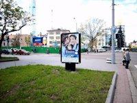 Ситилайт №92239 в городе Ивано-Франковск (Ивано-Франковская область), размещение наружной рекламы, IDMedia-аренда по самым низким ценам!