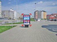 Ситилайт №92240 в городе Ивано-Франковск (Ивано-Франковская область), размещение наружной рекламы, IDMedia-аренда по самым низким ценам!