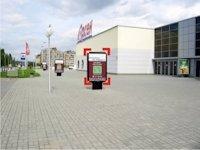 Ситилайт №92244 в городе Ивано-Франковск (Ивано-Франковская область), размещение наружной рекламы, IDMedia-аренда по самым низким ценам!