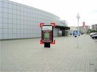 Ситилайт №92245 в городе Ивано-Франковск (Ивано-Франковская область), размещение наружной рекламы, IDMedia-аренда по самым низким ценам!