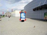 Ситилайт №92246 в городе Ивано-Франковск (Ивано-Франковская область), размещение наружной рекламы, IDMedia-аренда по самым низким ценам!